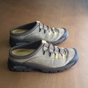 Cole Haan womens waterproof hiking mules size 8